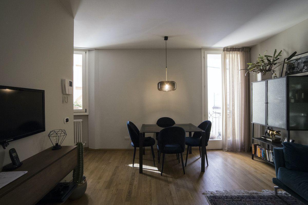 Intimo appartamento in centro storico | 80 mq